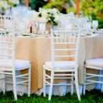 Аренда стульев и столов для мероприятий