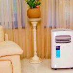 Мобильный кондиционер поможет создать комфортную атмосферу в доме и в офисе