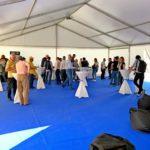 Прокат столиков и тентов на MotoOpenFest