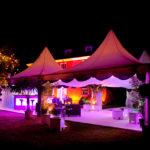 пагода шатер на мероприятии