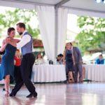 Прокат тента для танцевального фестиваля
