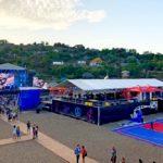 VIP-зона в шатрі «Мультіфлекс» на фестивалі «MRPL City 2019»