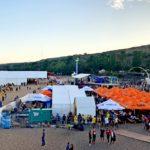 Тенты и шатры напрокат на фестивале «MRPL City 2019»