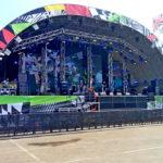 Аренда сцены для концертов и фестивалей