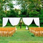 Прокат стульев для свадебной церемонии