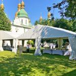 Аренда шатров Киев