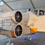 Чарівний R2-D2 розташувався за кабіною пілота