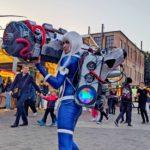 Ще одна войовнича тян на Comic Con Ukraine 2019