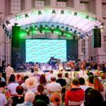 Концерти організував благодійний фонд «Відкрита музика міста»