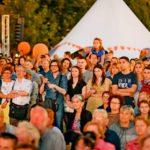 На концерт прийшли сотні киян і гостей міста
