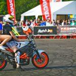На МотоОпенФесті провели ряд виступів і змагань байкерів