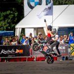 Глядачі були в захваті від виступів байкерів на МотоОпенФесті-2019