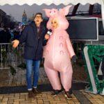 У телемарафоні на Софійській площі брали участь і інші казкові істоти