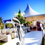 Аренда свадебных шатров