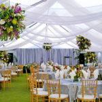Тент на свадьбу в аренду