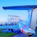 «ZOUND Festival» проходил в июле 2019 года на аэродроме «Широкое»
