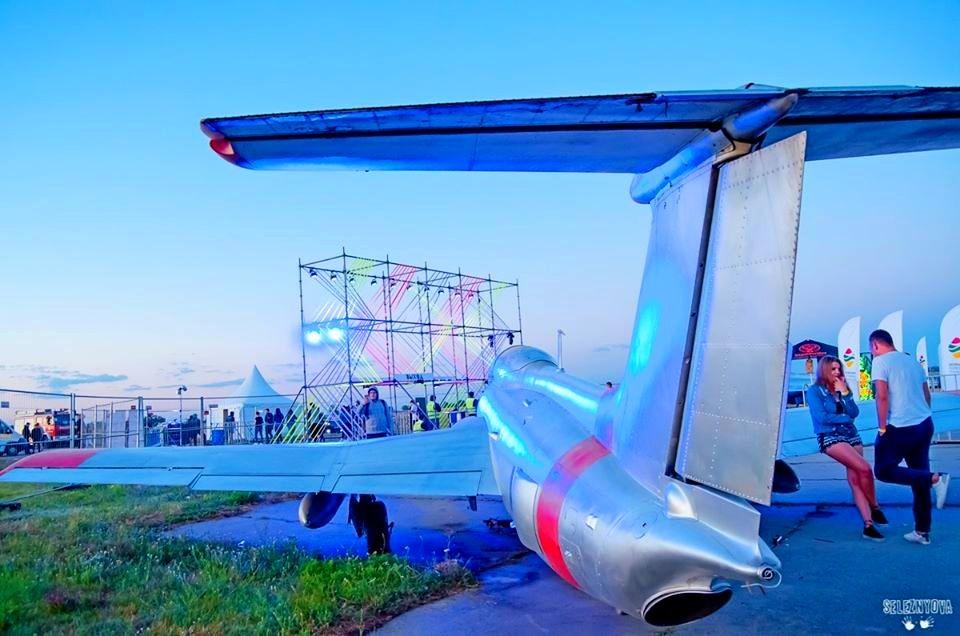 «ZOUND Festival» проходив в липні 2019 року на аеродромі «Широке»