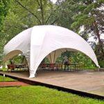 Аренда купольного шатра для праздника