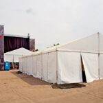 Оренда аркових шатров для МотоОупенФест-2021