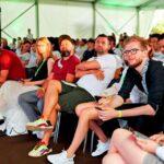 На слет «Зе!Кемп» собралась активная молодежь со всей Украины